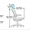 Freedom Task Chair Dimention