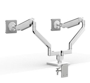 Humanscale M2.1 Dual Mount Monitor Arm