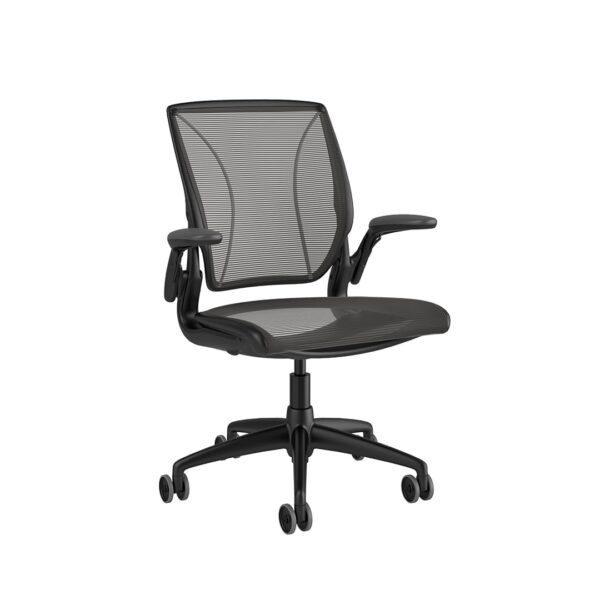 Humanscale World One Task Chair Side View