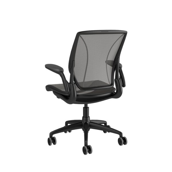 Humanscale World One Task Chair Rare View